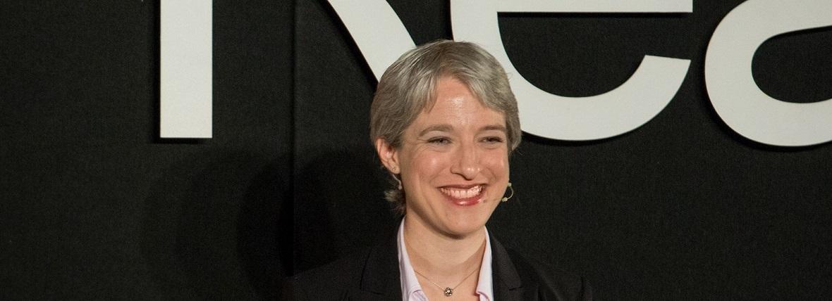 Gina Balarin - founder of Verballistics